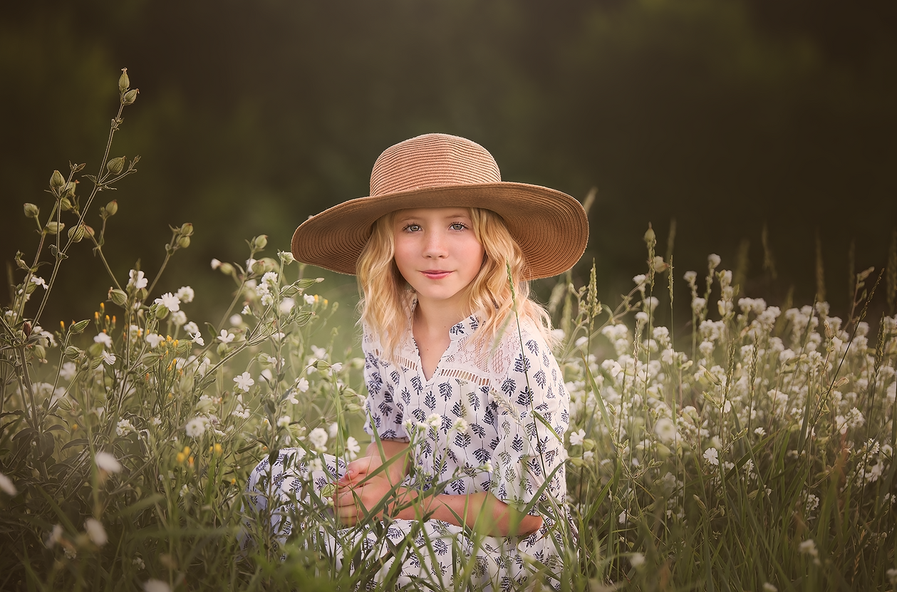 Shilah | Children's Portrait Session | Minneapolis-Cambridge, MN Children's Photographer