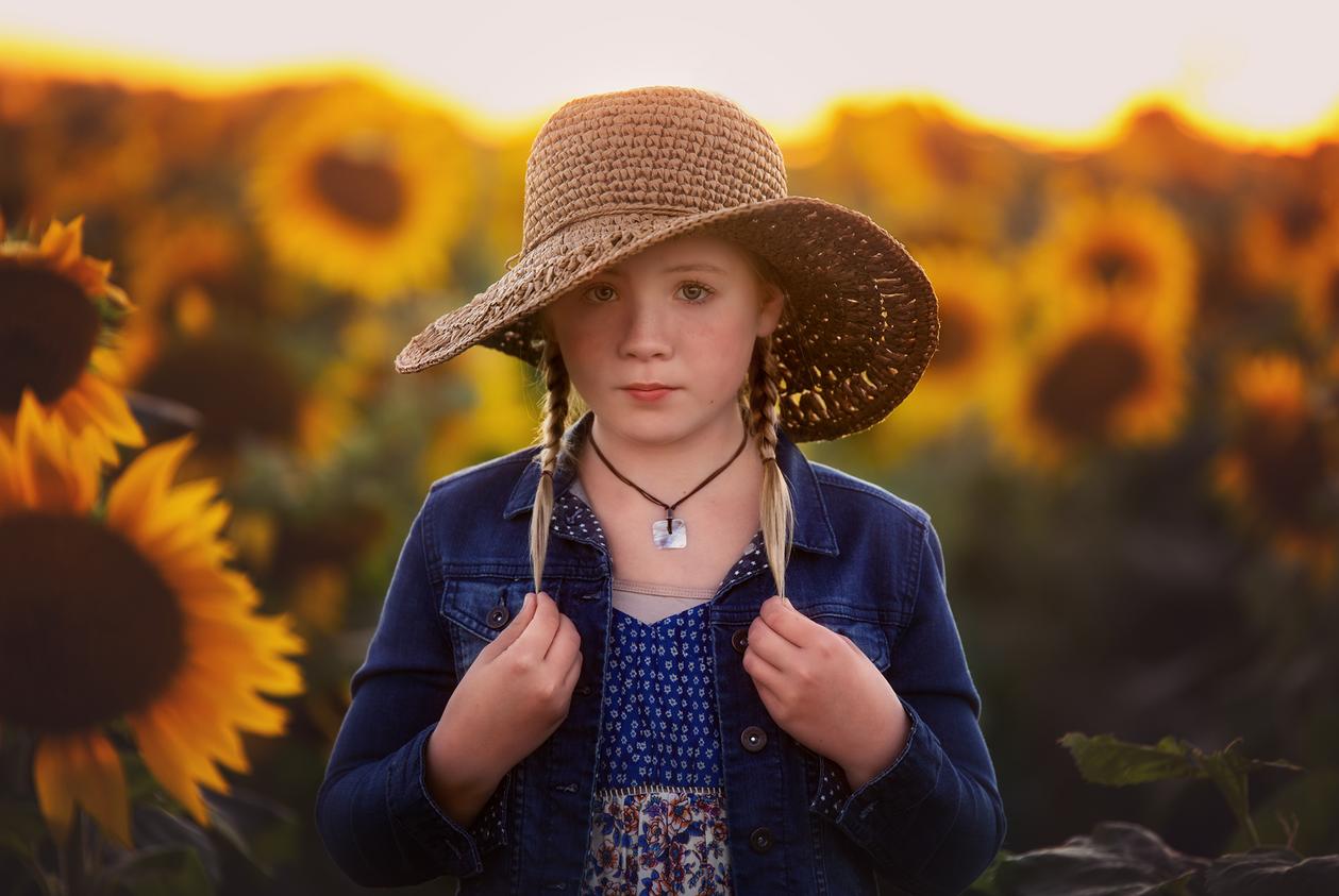 Shilah | Children's Portrait Session | Minneapolis-Cambridge, MN Children's Photographer