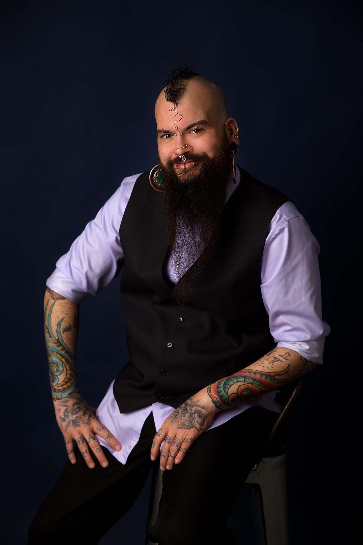 Jon | Headshot Studio Session | Cambridge-Minneapolis, MN Portrait Photographer