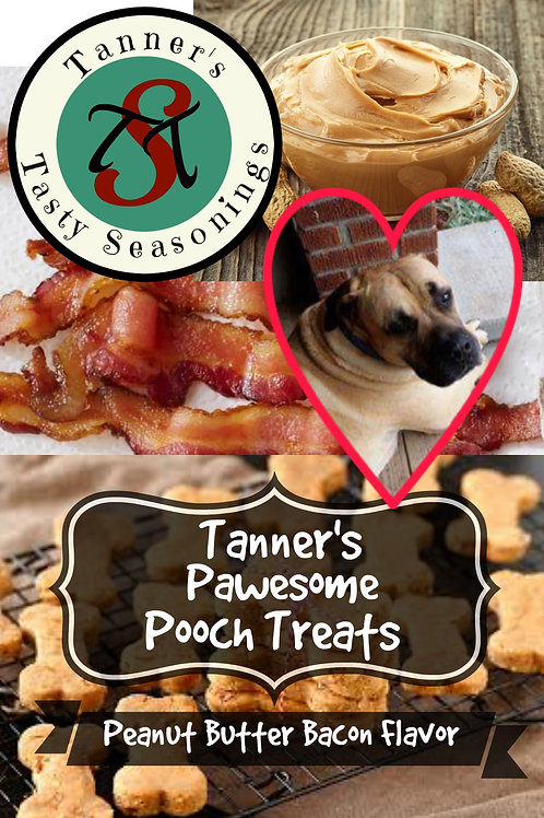 Tanner's Pawesome Pooch Treats