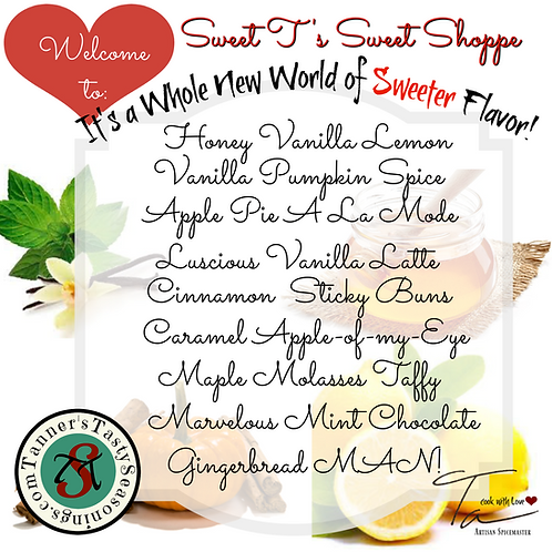 Sweet T's Sweet Shoppe -Regular Bag