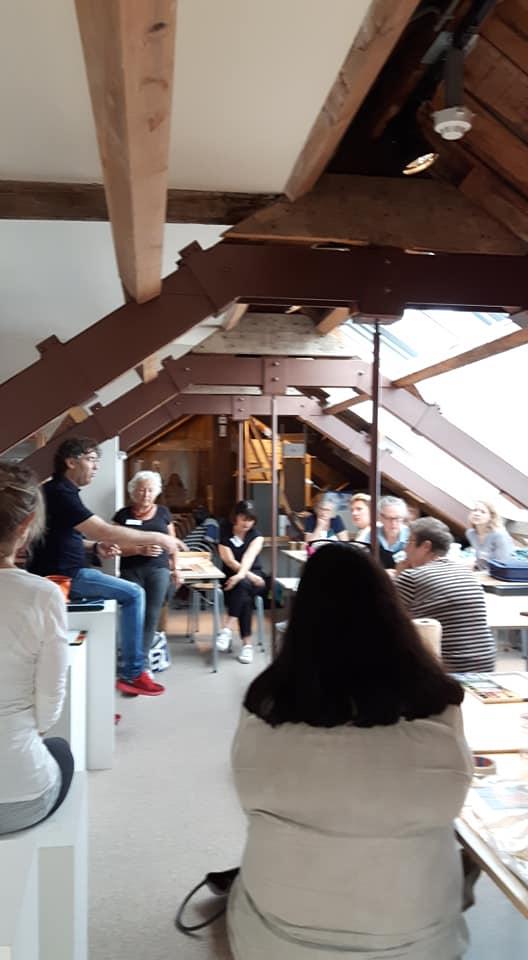 Workshop met Igor Sava