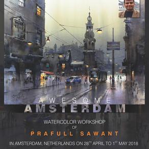 workshop Prafull Sawant