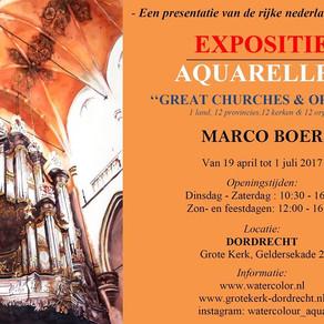 Marco Boer exposeert in Dordrecht!