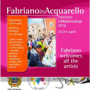Fabriano, 21- 28 april
