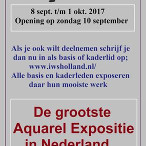 expositie IWS Holland