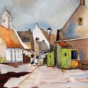 expositie Jan van der Wal in Gorinchem