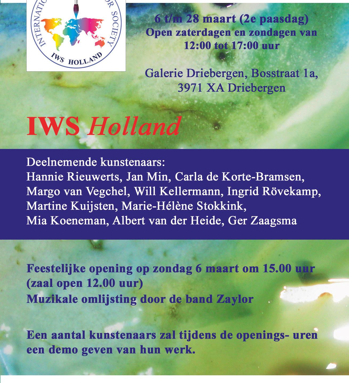 A6 flyer IWS Driebergen 5 febr 2016