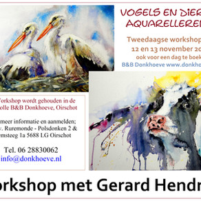 workshop Gerard Hendriks