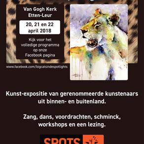 Big Cats expo