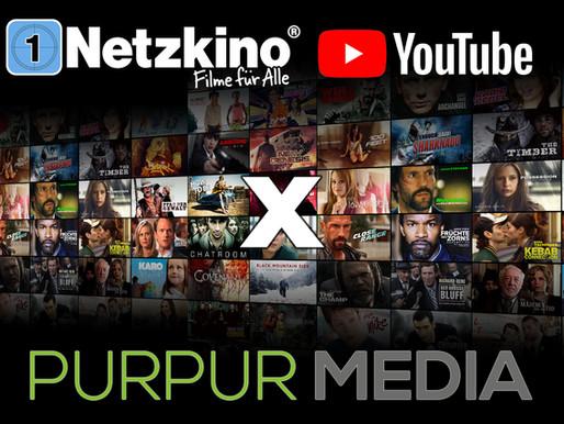 Purpur Media markets Netzkino's YouTube traffic in Austria