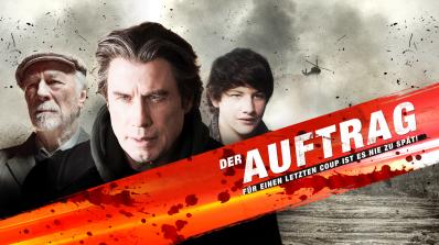 """John Travolta im Thriller """"Der Auftrag"""" jetzt als Gutschein-Film auf Netzkino"""