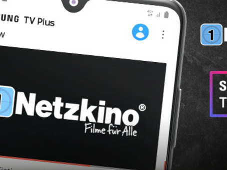 Netzkino is now available on the new app Samsung TV Plus mobile