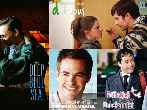 Happy Valentine's Day with Netzkino and the best romantic movies starring Chris Pine and many more