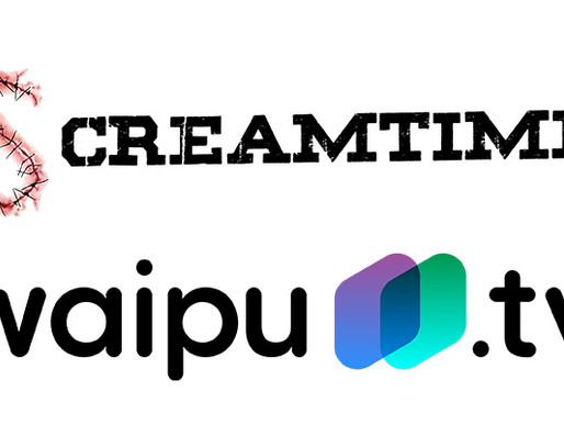 Just in time for Halloween the horror movie channel Screamtime is available on waipu.tv