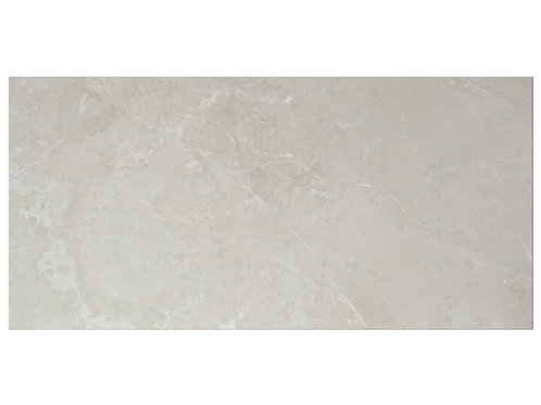 "Botticino Polished 18"" x 36"" Marble Tile"