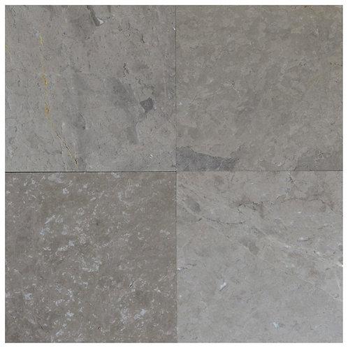 """Silver Belinda Polished 36"""" x  36"""" Marble Tile"""