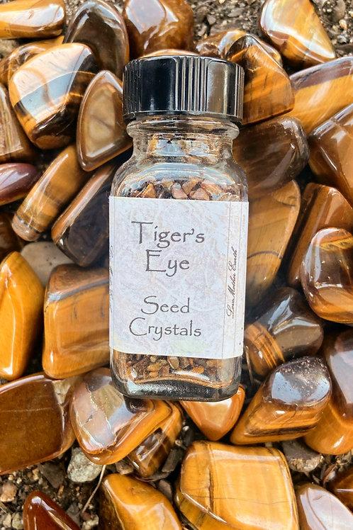 Tiger's Eye Seed Crystal