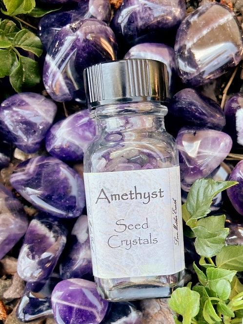 Amethyst Seed Crystal