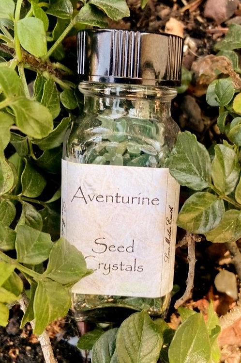Aventurine Seed Crystals
