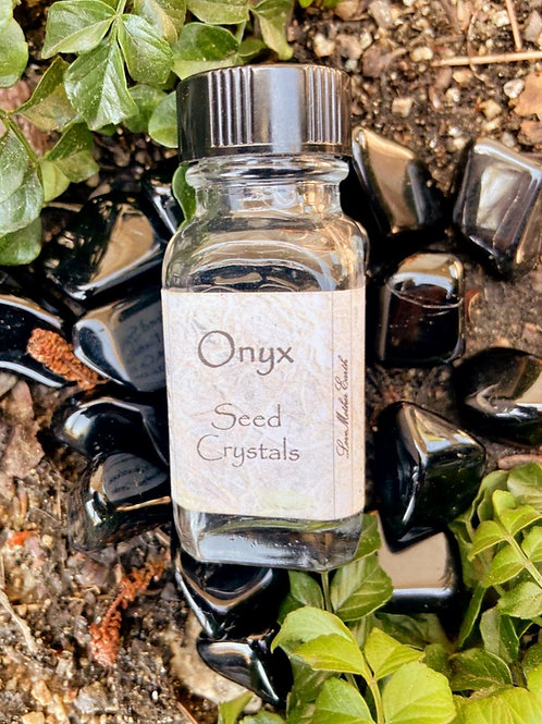 Onyx Seed Crystal