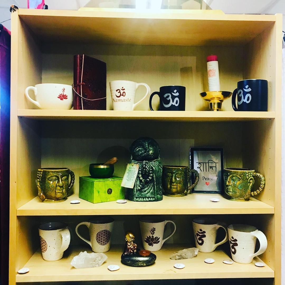 Mug Central:Sip and Meditate!