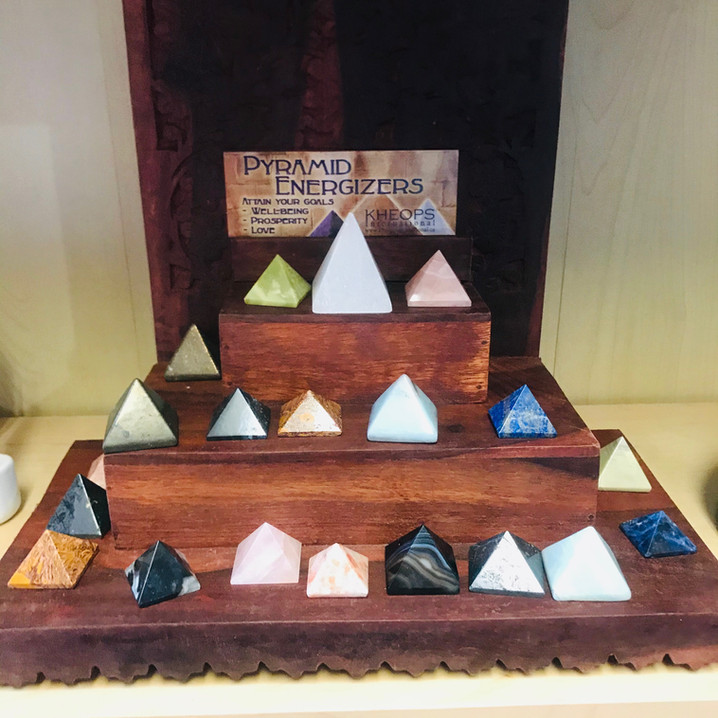 Pyramid Energizers