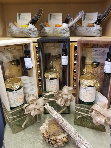 Hostess Gift and Smudge Kits!!!