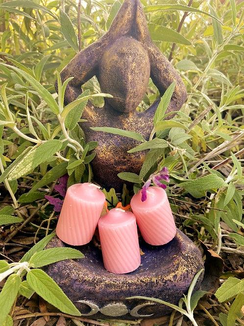 Pink Votive Candles