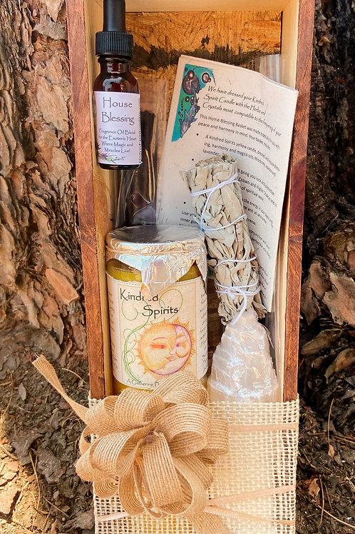 House Blessing  Gift Basket