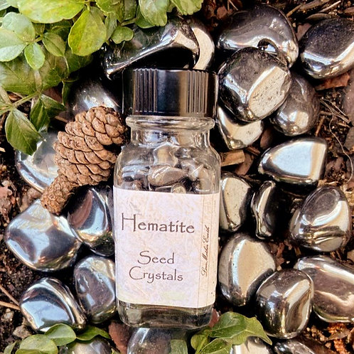 Hematite Seed Crystal
