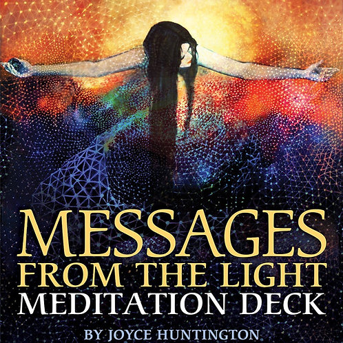 Meditation Deck: Messages From The Light