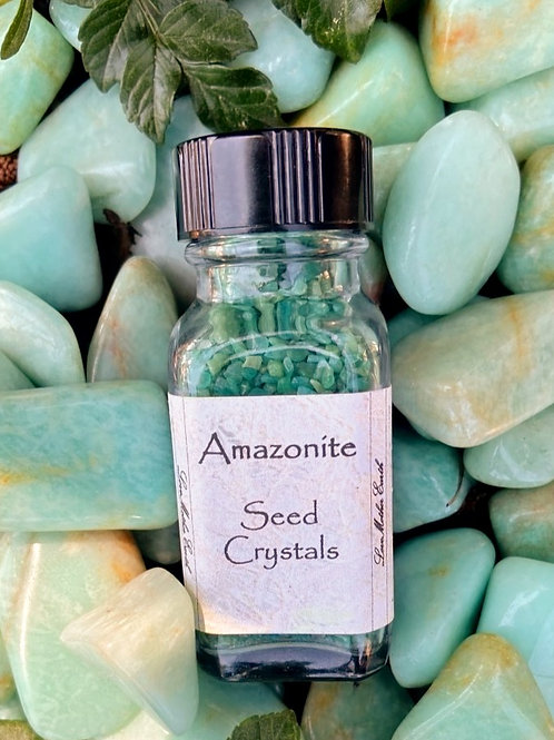 Amazonite Seed Crystals