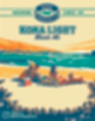 KO Kona Light Selfie Wall 62x79 102919-0