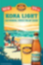 KO T1 2020 Kona Light flow banner 24x36