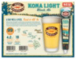 KO KONA LIGHT draught sellsheet 120519.j