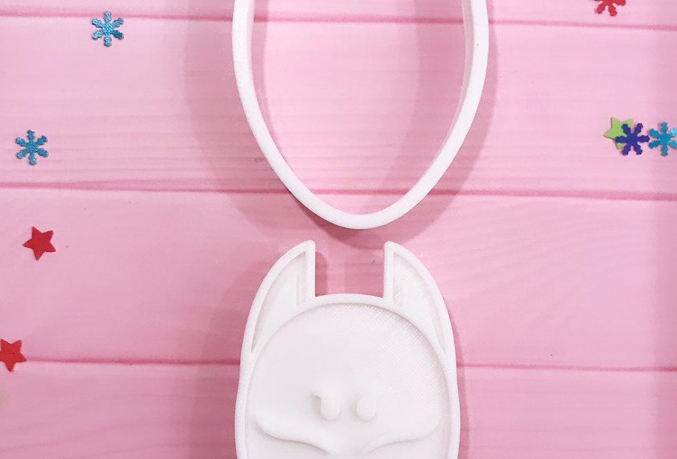 Formine per biscotti Panter mask