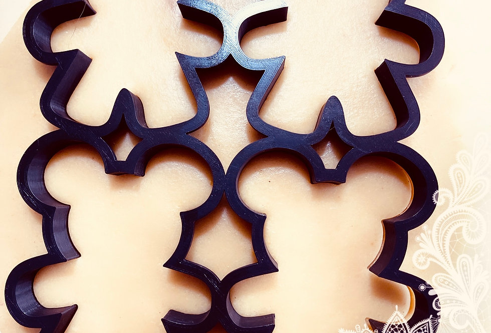 Multi Taglia biscotti di Mickey Pan zenzero