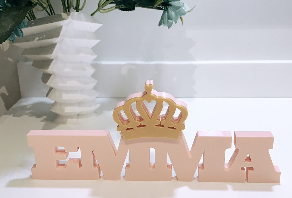 Nome decorativo Principessa