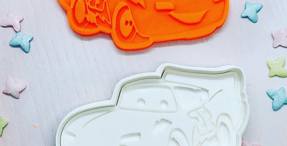 Set di taglierina- stampo Cars