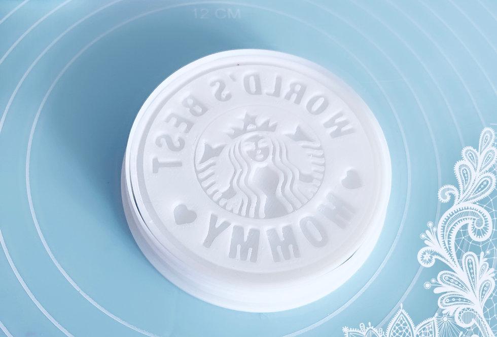 Set taglierina -stampo Starbucks per Mamma