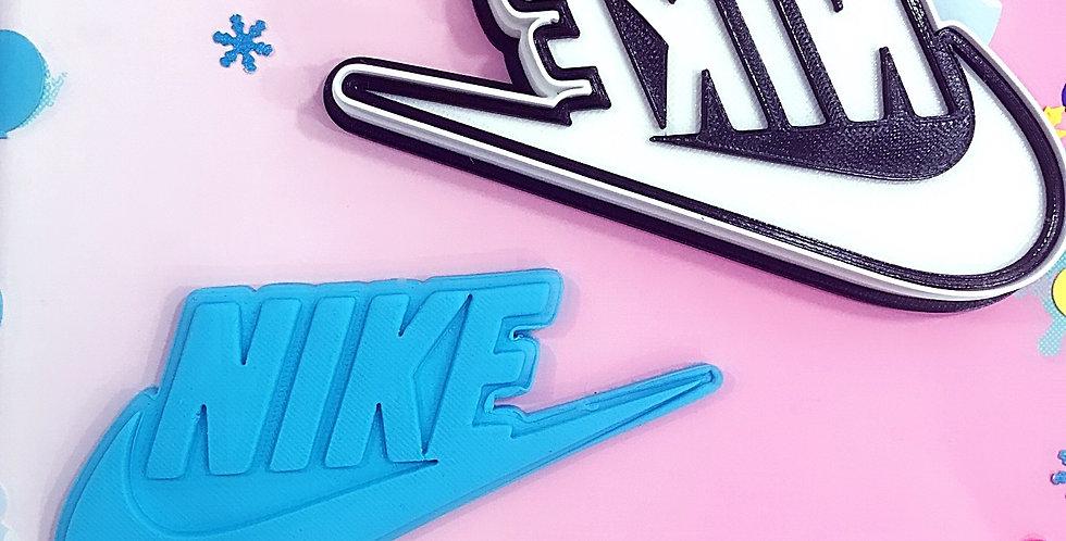 Formine per biscotti con stampa Logo Nike