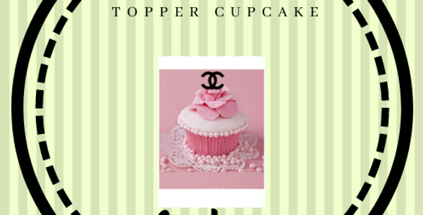 Toppers Cupcakes Custom