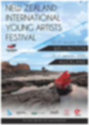 NZ International Youth Artists Festival