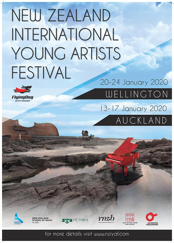 NZ International Youth Artists Festival