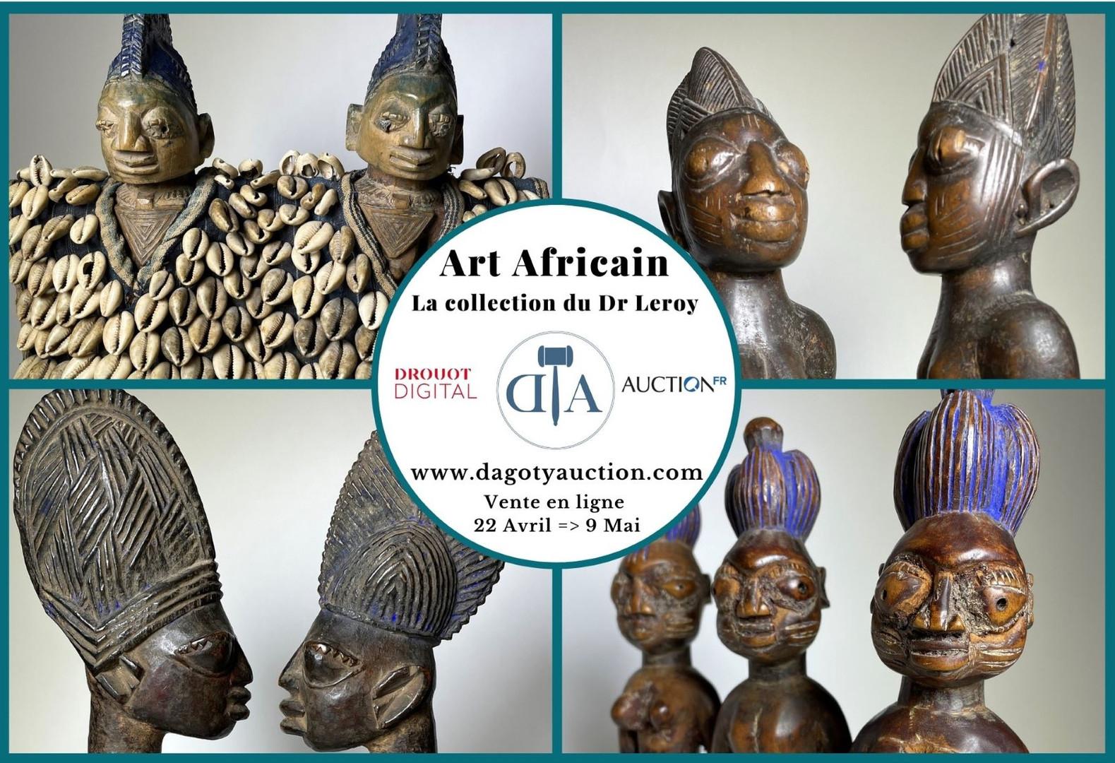 Vente Art Africain