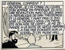 Hergé vers 1943