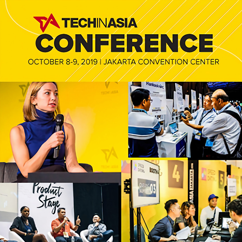 Tech In Asia Conference