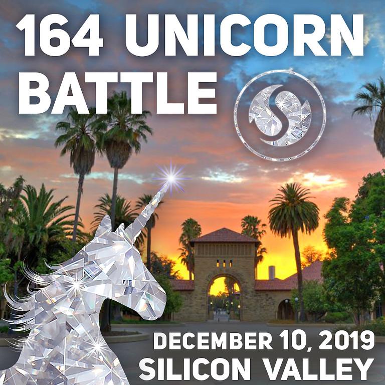 164 Unicorn Battle in Silicon Valley