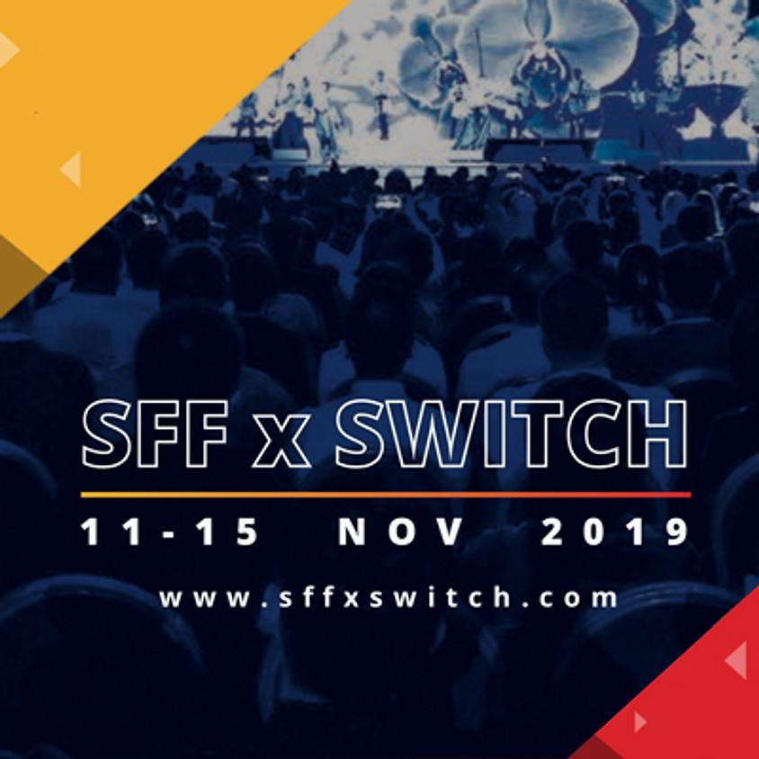 SFF x SWITCH